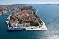 Ryanair launches first base in Zadar